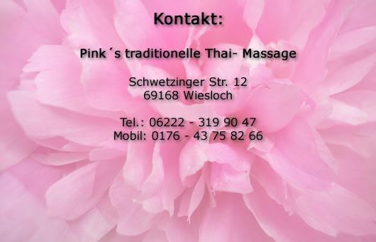 thai massage leimen